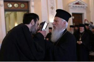 Ο Πατρινός Ιερέας που έγινε Αρχηγός Διεύθυνσης Θρησκευτικού Γ.Ε.ΕΘ.Α.