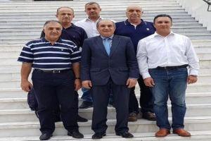 Στο Αγιο Ορος προσκυνητής ο πρόεδρος της Βουλής της Κύπρου