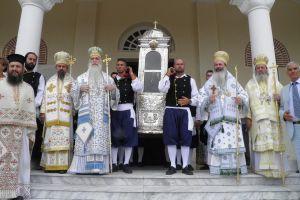 Η Κεφαλονιά τίμησε τον Άγιο Γεράσιμο