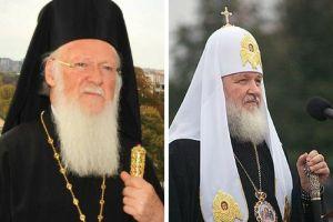 Ο Πατριάρχης  Μόσχας  στο  Φανάρι 