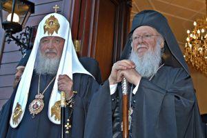 Στο Φανάρι ο Πατριάρχης Μόσχας για διμερείς συνομιλίες