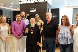 Ο Οικουμενικός Πατριάρχης στην Πάνορμο
