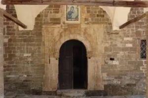 Ο Εντι Ράμα εξηγεί για την αποκατάσταση του Ναού της Παναγίας στο Αργυρόκαστρο