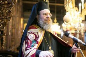 Ιερισσού Θεόκλητος για Βερύκιο: «Ζήτησε συγνώμη, αλλά το γεγονός δεν απαλείφεται»
