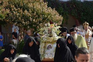 Πανηγυρικός εορτασμός της Ιεράς Μονής Κοιμήσεως Θεοτόκου Μάκρης στην Αλεξανδρούπολη