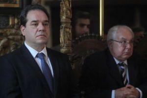Ανέλαβε τα καθήκοντά του ο νέος πολιτικός διοικητής Αγίου Όρους Κωνσταντίνος Δήμτσας