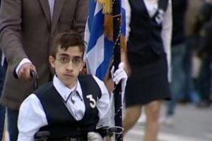 Πέθανε σε ηλικία 20 ετών ο «μαχητής» Κωνσταντίνος Κριτζάς που είχε συγκινήσει το Πανελλήνιο
