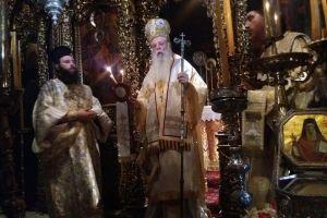 Ολοκληρώθηκαν οι πρώτοι εορτασμοί για τον Όσιο Αμφιλόχιο τον Νέο στην Πάτμο