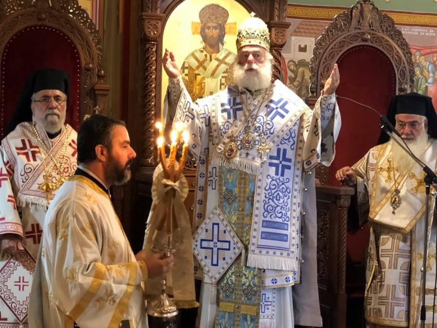 You are currently viewing Ο Πατριάρχης Αλεξανδρείας στη Μεγαλόνησο Κύπρο