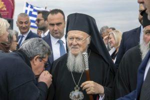 """""""Καθήκον του Ορθοδόξου ο σεβασμός προς τη φύση"""" λέει ο οικουμενικός πατριάρχης Βαρθολομαίος"""