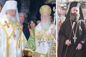 Μήνυμα από Φανάρι: Η Μητρόπολη Κιέβου δεν ανήκε ποτέ στο Πατριαρχείο της Μόσχας