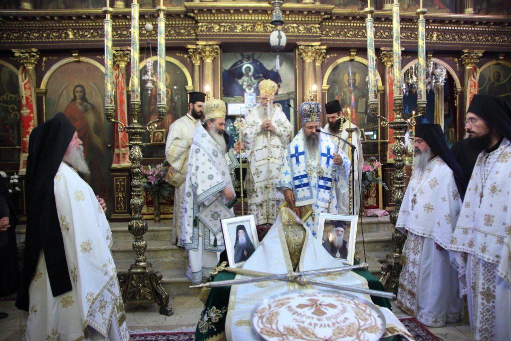 Η τρίτη ημέρα του 3ου Μοναστικού Συνεδρίου στην Ι.Μονή Φανερωμένης Λευκάδος