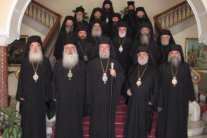 Οι αποφάσεις της Ιεράς Συνόδου της Εκκλησίας της Κύπρου- Η θέση της Εκκλησίας  για τη  νομική αναγνώριση της ταυτότητας του φύλου