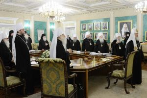Έκτακτη συνεδρίαση της Συνόδου της Εκκλησίας της Ρωσίας