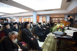 H δεύτερη ημέρα του  3ου Μοναστικού  Συνεδρίου στην Φανερωμένη στη Λευκάδα