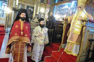 Ο Μητροπολίτης Καστορίας Σεραφείμ λειτούργησε στο Νιχώρι του Βοσπόρου