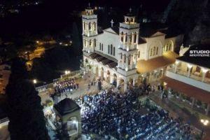 Συναυλία της χορωδίας της ΕΡΤ στην Ευαγγελίστρια Ναυπλίου