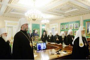 Εκτακτη συνεδρίαση της Ιεράς Συνόδου της Εκκλησίας της Ρωσίας -Τι είπε ο Πατριάρχης Κύριλλος για το ουκρανικό…