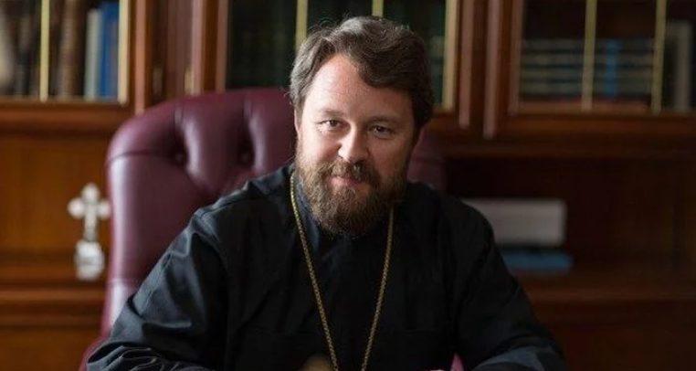 """Ο Βολοκολάμσκ Ιλαρίων συνεχίζει να προκαλεί : """"Οι ΗΠΑ θέλουν να καταστρέψουν τη Ρωσική Εκκλησία"""""""