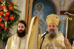 Η Πάτρα τίμησε και πάλι τον ΄Αγιο Ανδρέα -Ο Πατρών Χρυσόστομος συγκίνησε το λαό που κατέκλυσε το Ναό με όσα είπε