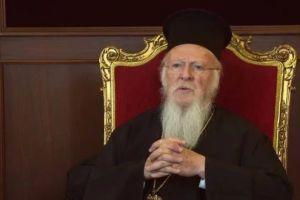 Ο Οικουμενικός  Πατριάρχης απέστειλε επιστολή συμπαθείας στον Σεβ. Ζακύνθου Διονύσιο για το σεισμό
