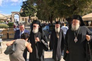 Στην Κέρκυρα ο Αλβανίας Αναστάσιος