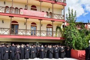 Η πρώτη Ιερατική Σύναξη για το νέο εκκλησιαστικό έτος στην Ι.Μητρόπολη Λαγκαδά