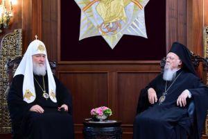 Απαράδεκτη εξέλιξη:Το Πατριαρχείο Μόσχας σταματά να μνημονεύει τον Οικουμενικό Πατριάρχη Βαρθολομαίο