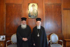 Πλησιάζουν οι μέρες που ο Οικουμενικός Πατριάρχης θα επισκεφθεί την Μητρόπολη Νεαπόλεως