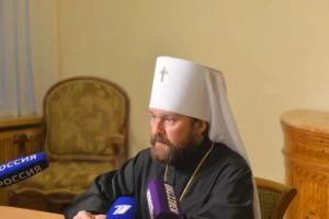 Βολοκολάμσκ Ιλαρίων: «Ειλικρινής και καρδιακή η συζήτηση Βαρθολομαίου-Κύριλλου, αλλά δεν δικαιούμαι να αποκαλύψω λεπτομέρειες»