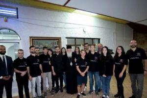 Συνάντηση του Αρχιεπισκόπου με τα στελέχη της Αρχιεπισκοπής στις Κατασκηνώσεις