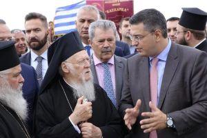 Ο Οικουμενικός Πατριάρχης και ο Πατριάρχης Σερβίας στη Θεσσαλονίκη