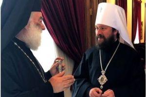 Σε ρόλο «γεφυροποιού» ο Αλεξανδρείας Θεόδωρος στην κρίση Φαναρίου- Μόσχας;
