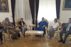 """Αρχιεπίσκοπος Κύπρου Χρυσόστομος: """"Η Εκκλησία της Κύπρου θα γίνει η γέφυρα για την εξομάλυνση του Ουκρανικού"""""""