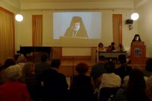 Ο Μητροπολίτης Σύρου Δωρόθεος στο 30ο Συνέδριο της Ελληνικής Εταιρίας Κοινωνικής Παιδιατρικής και Προαγωγής της Υγείας