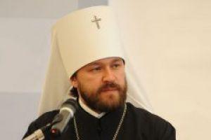 Ο …Ρισελιέ της Ρωσικής Εκκλησίας Ιλαρίων έστειλε επιστολές στους Σεβ Λαγκαδά και Τρίκκης για το συλλείτουργο