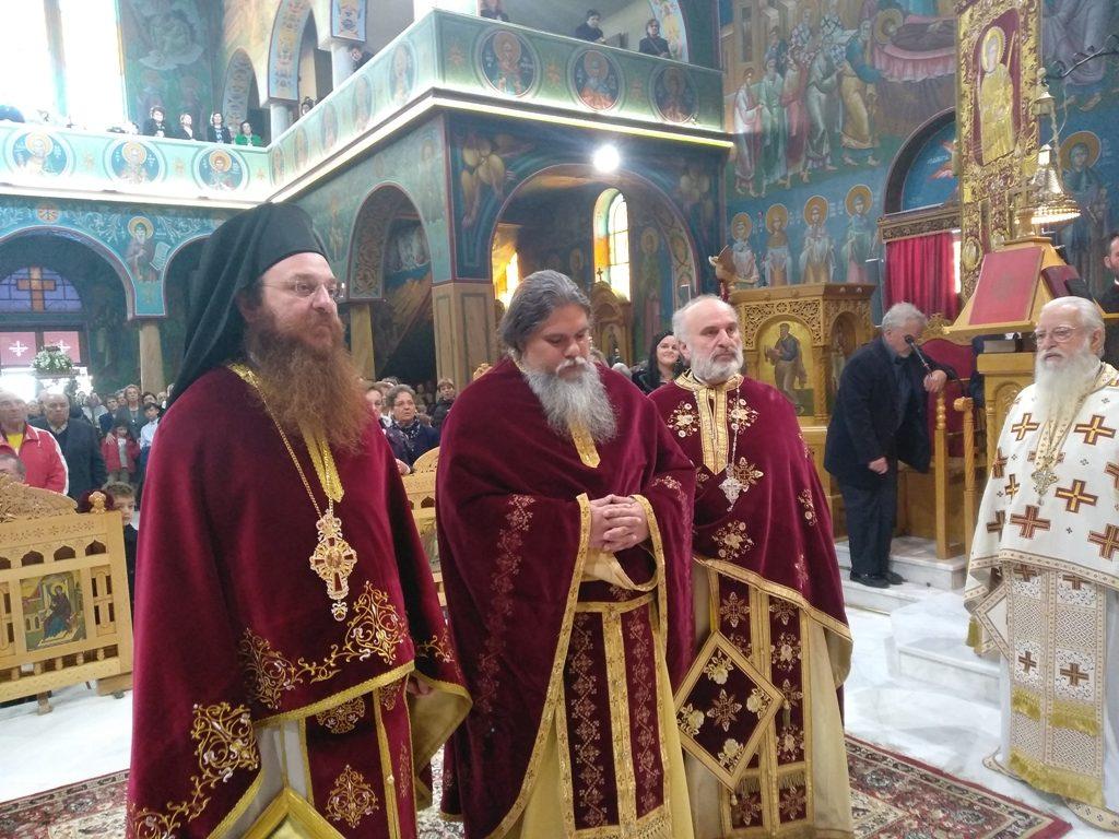 Δημητριάδος Ιγνάτιος: «Έχουμε μαζί μας τον Θεό του Δημητρίου» – Πάνδημος ο εορτασμός του Αγίου Δημητρίου στον Βόλο