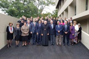 Η συνεδρίαση του Μητροπολιτικού Συμβουλίου της Ι. Μητροπόλεως Τορόντο