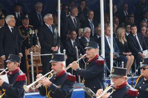 Παρουσία Παυλόπουλου και Ματαρέλα η στρατιωτική παρέλαση