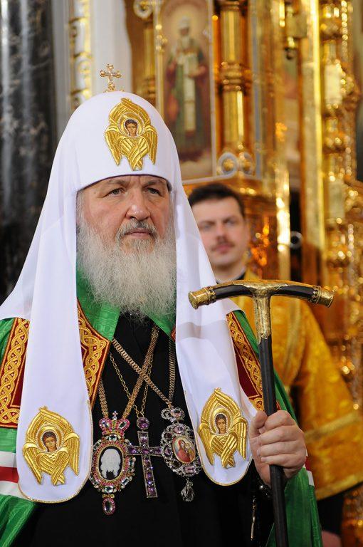 Επεκτείνει το εμπάργκο του  ο  Μόσχας Κύριλλος  σε Άγιο Όρος και Ελλάδα, μετά την διακοπή Κοινωνίας με το Φανάρι …