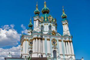 Η Ουκρανία δώρισε στο Φανάρι έναν περίλαμπρο Ναό του Κιέβου