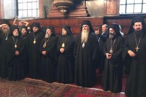 Συγκίνηση στη χειροτονία του κρητικής καταγωγής Επισκόπου Απαμείας