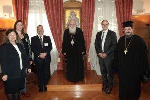 Αρχιεπίσκοπος Ιερώνυμος: «Η Ευρώπη πρέπει να συσταθεί από την αρχή διαφορετικά θα θρηνήσει την καταστροφή της»