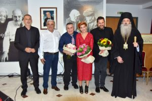 Με επιτυχία και συγκίνηση η εκδήλωση του Γηροκομείου Πειραιά αφιερωμένη στους γέροντες και γερόντισσες.