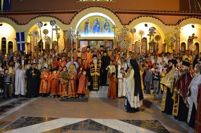 Οι Ιερόπαιδες της Δημητριάδος τίμησαν την μνήμη του Προστάτου τους Αγίου Νέστορος