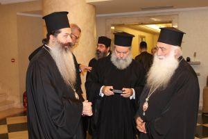 Παρουσιάσθηκε το νέο κατηχητικό Βοήθημα της Ι. Αρχιεπισκοπής