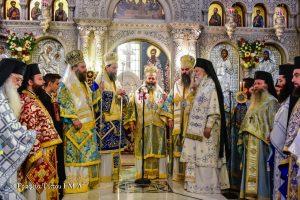 Εορτάσθηκαν τα Ελευθέρια του Λαγκαδά και η μνήμη του Αγίου Νέστορος