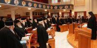 Η τρίτη ημέρα συνεδριάσεων της Ιεραρχίας με εισηγητή τον Κηφισίας Κύριλλο