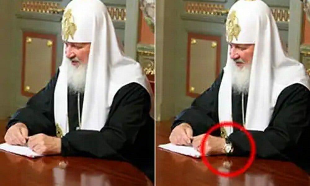 Οι ακριβές επιλογές του Πατριάρχη Μόσχας Κυρίλλου και το …θαύμα!