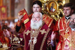 Ο Μητροπολίτης του εν Ουκρανία Πατριαρχείου Μόσχας  Cherkasy και Kaniv Σωφρόνιος υποστηρίζει την ενοποίηση όλων των Ορθοδόξων της χώρας και προτείνει  Προκαθήμενο